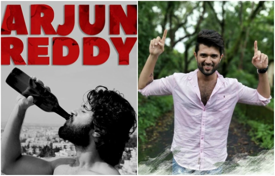 Vijay Deverakonda starrer Arjun Reddy gets a rousing response on first day of release