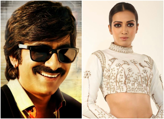 Catherine Tresa roped in opposite Ravi Teja in Telugu remake of Jayam Ravi's Bogan