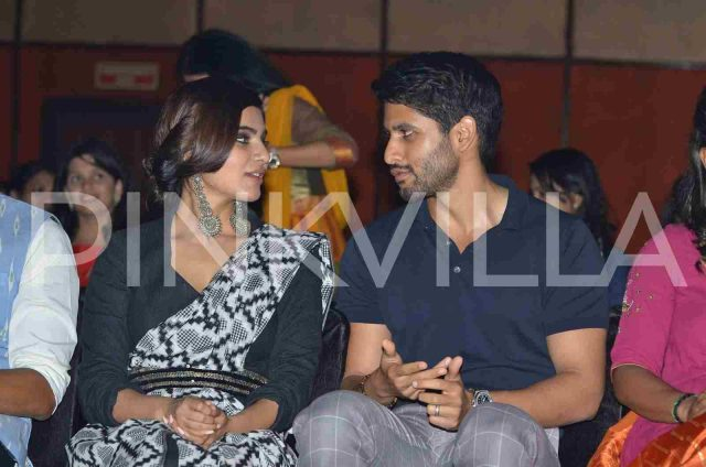Photos: Naga Chaitanya and Samantha Ruth Prabhu at T weave will give us some serious relationship goals