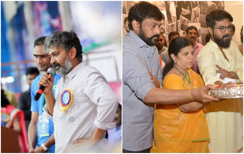 Motion poster of Chiranjeevi's 151st film will be unveiled by SS Rajamouli on the Mega Star's birthday