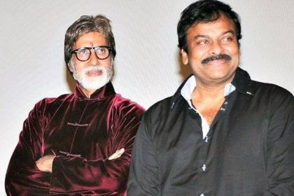 Has Amitbah Bachchan signed agreed to act in Chiranjeevi's Uyyalawada?