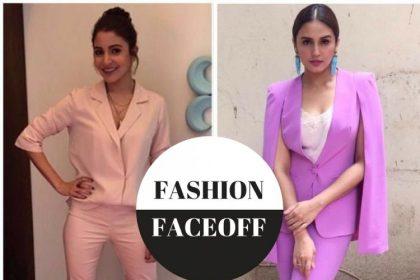 हुमा कुरैशी या अनुष्का शर्मा, सेम ड्रेस में कौन लग रहा है बेहतर?