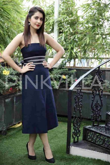 Pictures: Raashi Khanna looked splendid in Armani