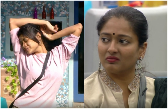 Post her eviction from Bigg Boss Tamil show, Gayathri takes a dig at Oviya