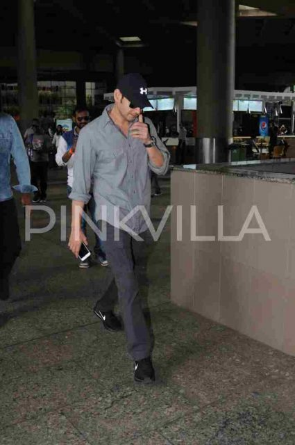 Airport Diaries: Super Star Mahesh Babu papped at Mumbai airport