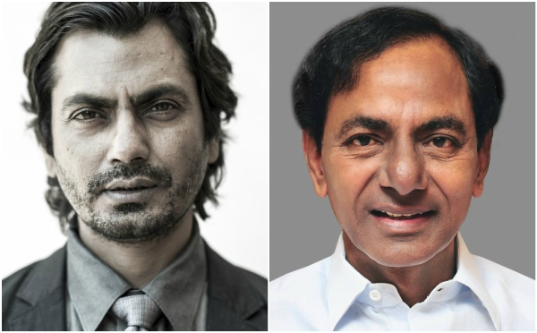 Bollywood actor Nawazuddin Siddiqui to play Telangana CM KCR in his biopic?