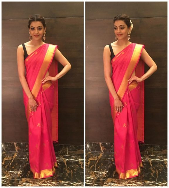 Yay or Nay: Kajal Aggarwal in Madhurya