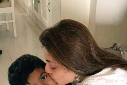 These photos prove that Kajal Aggarwal is the coolest aunt ever