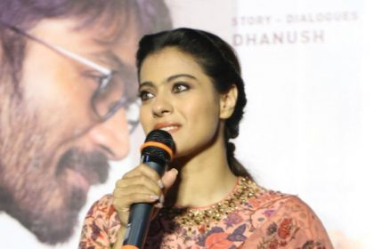 Kajol: When VIP 2 came to me, I told them I was not interested but loved the script after narration