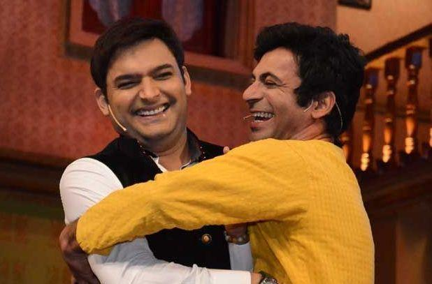 कपिल शर्मा ने दी सुनील ग्रोवर को जन्मदिन की बधाई