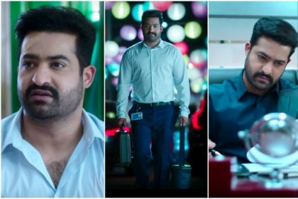 Second teaser of Jai Lava Kusa featuring Jr NTR as Lava Kumar is out now