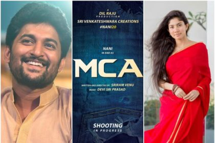 Nani and Sai Pallavi starrer MCA all set to release in December this year