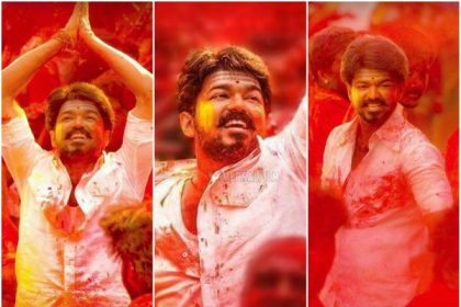 First single from Vijay's MERSAL will be out today; Teaser gives a glimpse of the song
