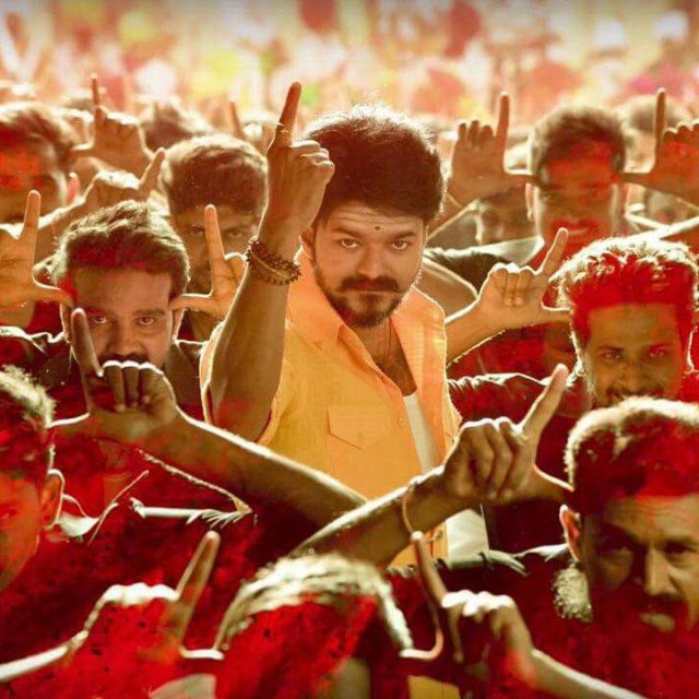 First single from Vijay starrer MERSAL titled Aalaporan Tamizhan is out now