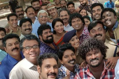 Photo: Mammootty's selfie with his Masterpiece team is truly epic