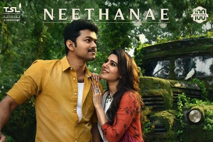 Vijay's Mersal: The Neethanae single promises to be a soft and soothing treat for music lovers