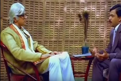 Writer KV Vijayendra Prasad confirms that Mudhalvan 2 is on the cards