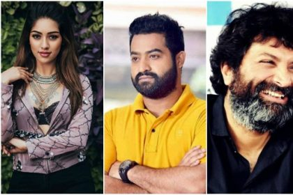 Anu Emmanuel roped in for Trivikram Srinivas-Jr NTR film