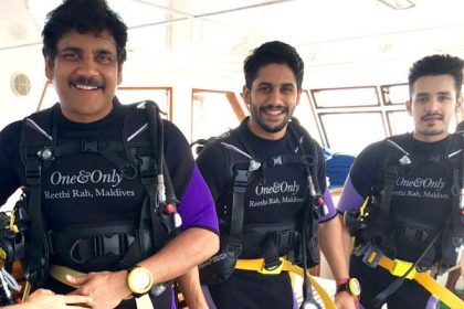 Birthday Special: Personal photos of Nagarjuna you may have missed