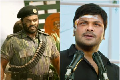 Okkadu Migiladu Trailer: Manchu Manoj looks intense and rustic in this film which on Sri Lankan civil war