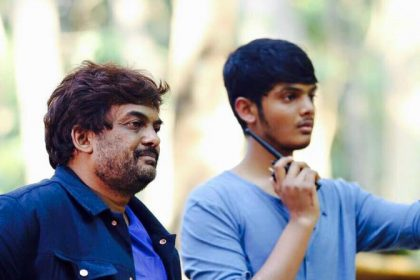 Director Puri Jagannadh to officially launch his son as a hero?