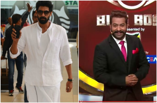 Rana Daggubati as a special guest on Jr NTR hosted Bigg Boss Telugu?