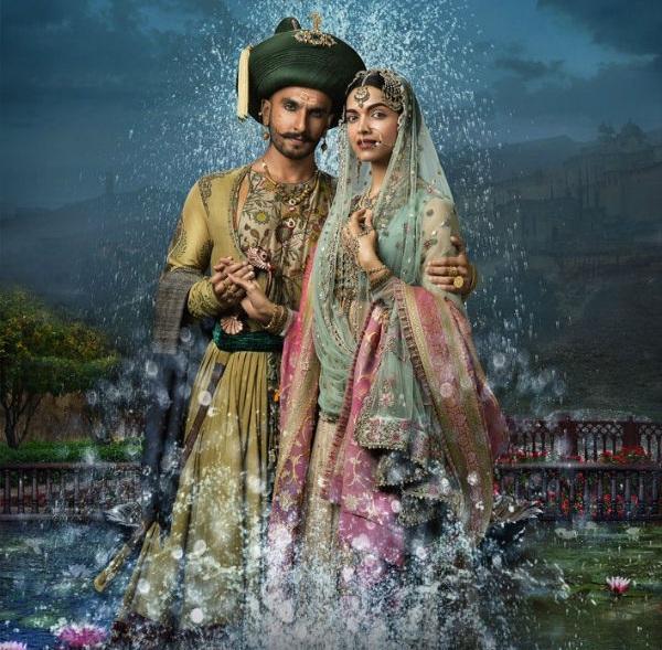 बाजीराव मस्तानी में दीपिका को ऐसे देख रो पड़े थे रणवीर सिंह