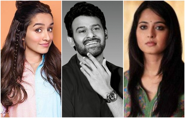 Shraddha Kapoor and not Anushka Shetty in Saaho alongside Prabhas?