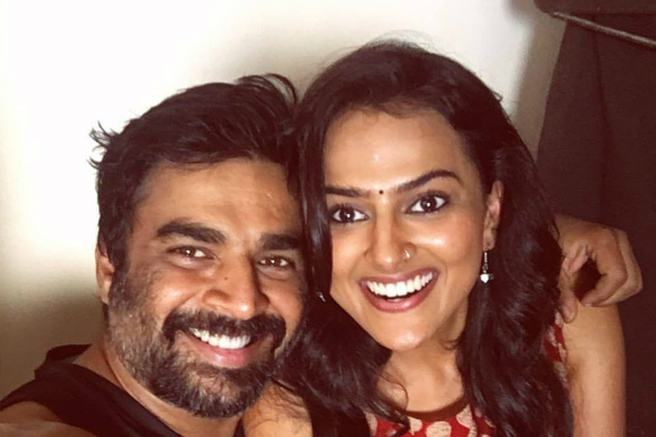 Exclusive: I was initially nervous to work with Madhavan because of a tiny fear, says Shraddha Srinath