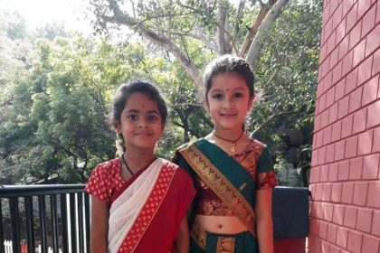 Photo: Super Star Mahesh Babu's daughter Sitara dressed in Maharashtrian style is winning hearts
