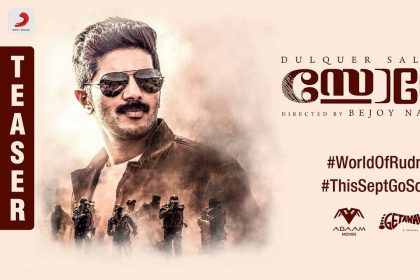 Solo Teaser: Dulquer Salmaan as Rudra, an armed forces officer is at his best