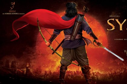 Chiranjeevi's 151st film titled Sye Raa Narsimha Reddy; Stellar cast which includes Amitabh Bachchan and Kichcha Sudeep