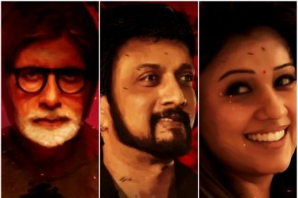 All the we need to know about the Mega star cast of Chiranjeevi's Sye Raa Narsimha Reddy