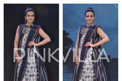 Photos: Catherine Tresa walks the ramp for Woven 2017