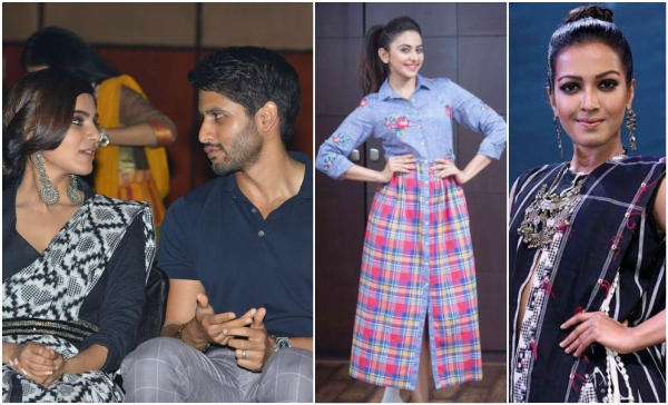 Top photos of the week: From Catherine Tresa to Naga Chaitanya and Samantha Ruth Prabhu, these stars stole the show