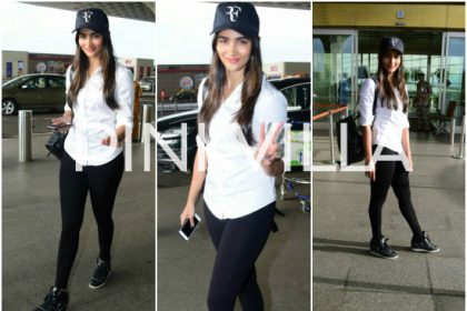 Airport Diaries: Pooja Hegde spotted in a uber cool look