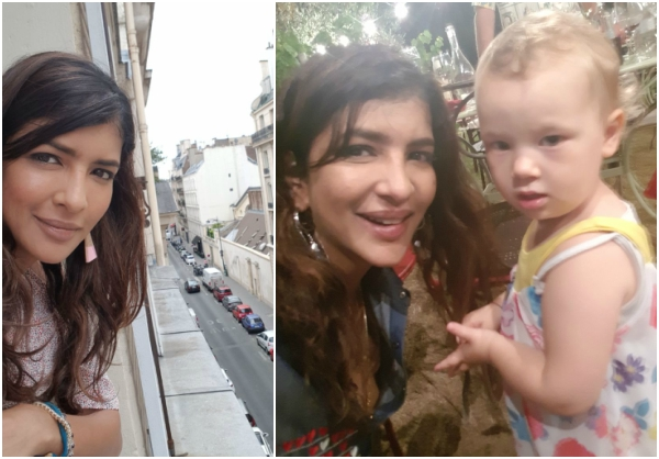 Photos: These photos of Manchu Lakshmi from her Paris trip give us some serious vacation goals