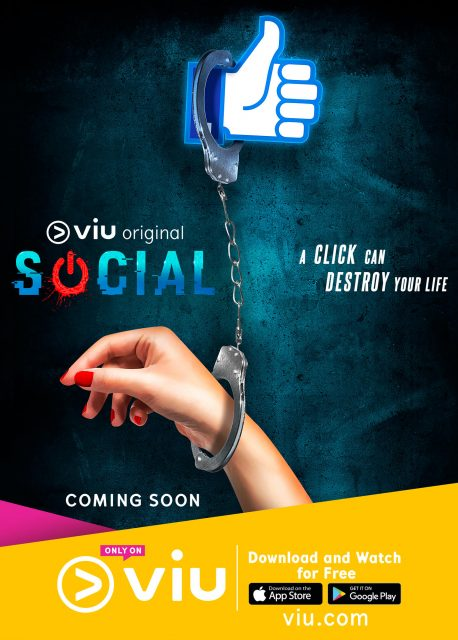 EXCLUSIVE: First look poster of India's first fiction based bilingual web series featuring Rana Daggubati is out now
