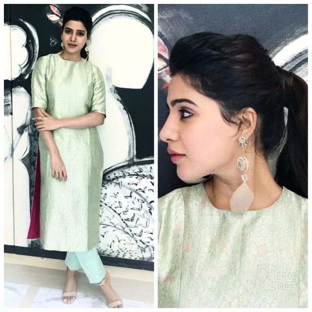 Yay or Nay: Samantha Ruth Prabhu in Raw Mango