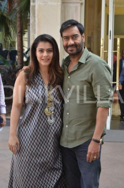 काजोल अब करना चाहती हैं अजय देवगन के साथ फिल्म