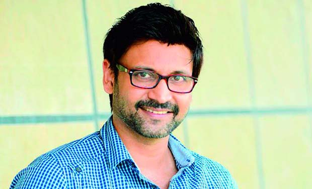 Sumanth thrilled about playing character with grey shades