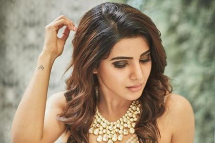 Sneak Peek: Samantha Ruth Prabhu shares a glimpse of her wedding outfit