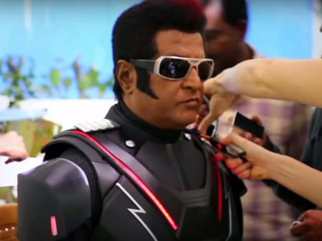 Rajinikanth's 2.0 audio in October, teaser in November and trailer in December