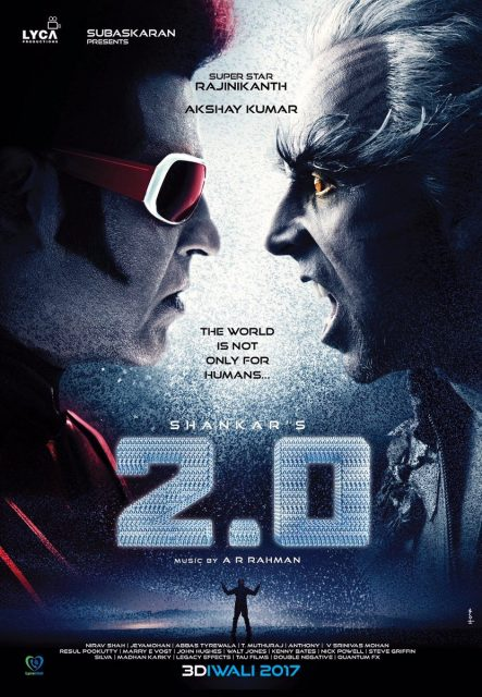 Whopping budget for the audio launch of 2.0 starring Rajinikanth, Akshay Kumar and Amy Jackson