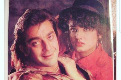 रवीना टंडन ने संजय दत्त के साथ एक तस्वीर शेयर कर बताया ये