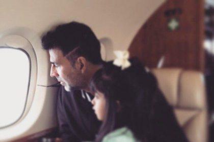 अक्षय कुमार ने कुछ ऐसे विश किया अपने बेटी नितारा को बर्थडे
