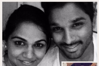 Allu Arjun wishes wife Sneha on her birthday in the sweetest way; Says misses her