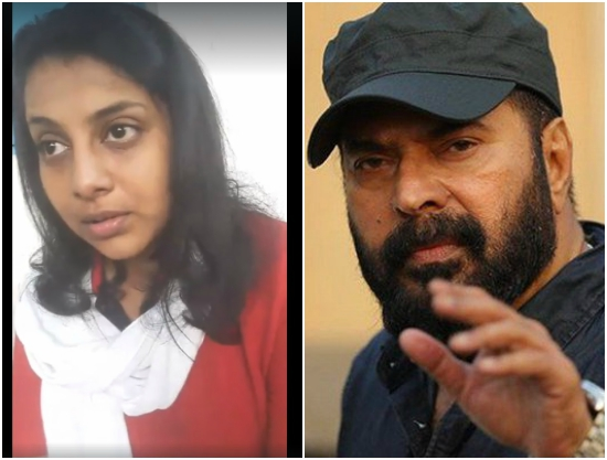 Mammootty comes to the rescue of actress Anna Rajan after she gets trolled online for her statement