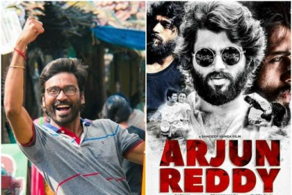 Dhanush acquires the Tamil remake rights of latest Tollywood hit Arjun Reddy