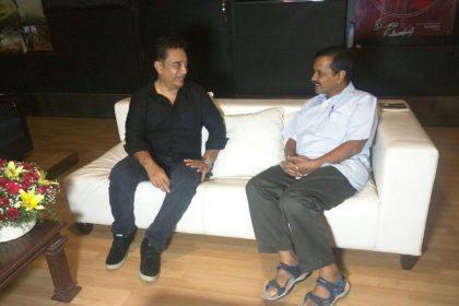 Here's what Kamal Haasan and Delhi CM Arvind Kejriwal discussed during their meeting